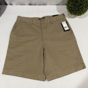 US Polo Assn Khaki Shorts NWT Size 32